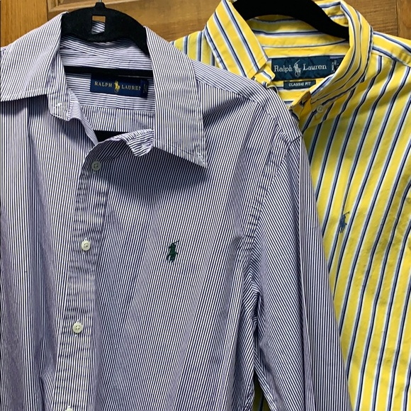 Polo by Ralph Lauren Other - Lot of 2 small polo Ralph Lauren men button down